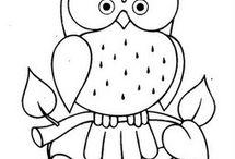 Owls / Owls / by Jill Zess