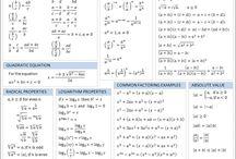 Algebra / by Susana