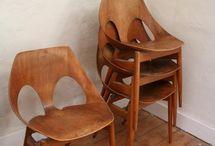 Chairs / by Stripe Santa Cruz