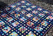 Quilts---Charms-11/2'',2'',5'' & PostageStamp / by Sue Dodge
