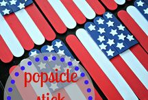 Patriotic Crafts & Recipes / by Diana {the girl creative}