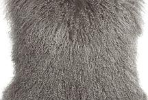 Pillow Decor - Sheepskin Pillows / by Pillow Decor
