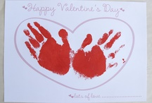 V Day Decorations / Crafts / by Kerry Ali