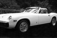 vintage cars / by Katrin Hesse