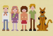 just cross stitch / by Randi Schmid