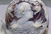 Beauty of the Cameo / by Raven