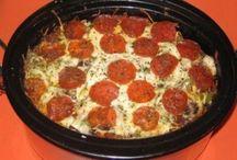 Crockpot Recipes / by Gayle Zauflik McGee