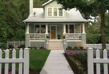 I want a cottage with a dutch door / by Marybeth