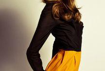 Pin in fashion world / by Eliza Chandra