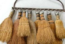 Brooms and spoons / by Pamela Hanson