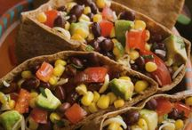 Lightened up recipes for healthy eats / by Ashley Rosenberg