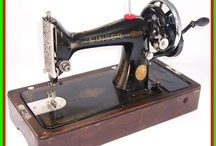Sewing machines / by Jemstone