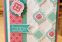 Cards...Birthday...Gals Board 2 / by Doris Amey-Ketcham