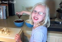 Cooking with Kayla / by Janelle Gregory
