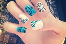 Nails / by Sharon Albright