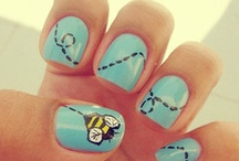 Cool Beauty: Nail Art / by Rosemary Coley