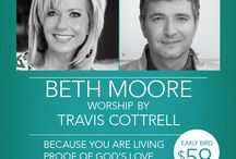 2014 Events / Events with Beth Moore, Priscilla Shirer, and more / by LifeWayWomen