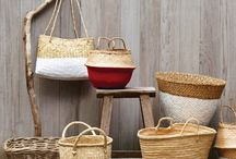 Baskets / Cestos / by La Alcoba de Maria