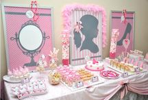 Birthday Party Ideas / by Staci