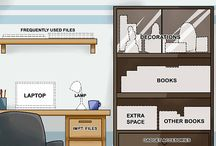 wikiHow to Organize It / Organization instructions from www.wikiHow.com / by wikiHow