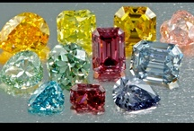 natural fancy colored diamonds / by Tamisha Delnoce