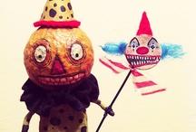 Halloween / by Mary Ysebert