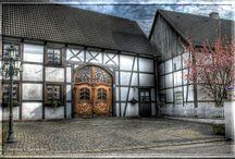 German Farmhouse Ideas / by Jennifer Schnoebelen