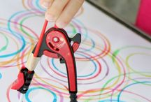 For the Kids :: Art / Process and Product Based Art Ideas  / by Freshly Picked