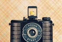 Camera. / by Femke F.