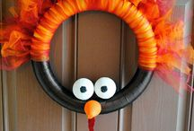 Craft Ideas: Halloween, Thanksgiving, Fall / by EmbarrTreasures