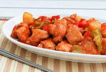 ASIAN FOOD I LIKE / by Martha del Cerro