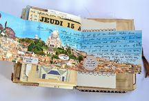 Travel Journals / by Juli Fish