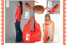 coral, my new favorite color! / by Aundee Schell