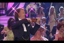 Andre Rieu / André Léon Marie Nicolas Rieu is a Dutch violinist and conductor best known for creating the waltz-playing Johann Strauss Orchestr / by veronica roshini