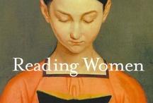 Women reading / Mujeres lectoras en la pintura de todos los tiempos / by Mar Pérez