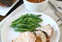 Pork Recipes / by Elizabeth Popielarz