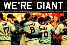 Giants <3<3 / by Michelle Bevis