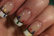 nail ideas / by Amy Malanchuk-Elam