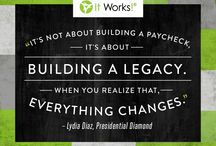 My ItWorks! - www.orbecky.myitworks.com / Health & Wellness! / by Becky Meredith