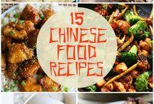 Chinese Food  / by Skyler Alfrey