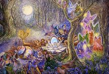 Josephine Wall / by K M