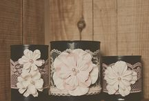 Tracey Wedding decor / by Michelle Liimatainen