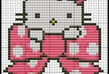 Pearler bead patterns / by Tammy Jensen Daggett