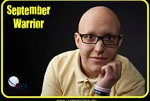 Childhood Cancer Awareness Month / by Sarcoma Foundation of America