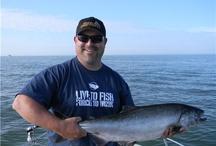 WFN Ambassadors / Some pics of our dedicated WFN Ambassadors! / by World Fishing Network