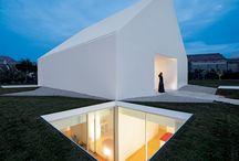 All architecture / by Nabila Lucas-Ramdani
