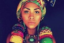 All wrapped up head wrap that is / by Jacqueline Spinks
