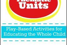 Preschool 2s ideas / by Joni Newman