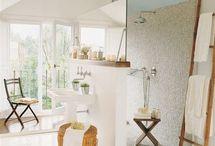 Decorating: Bathroom Ideas / Bathroom Decorating Ideas / by Diane Henkler {InMyOwnStyle.com}