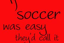 SOCCER <3 / by Isabel Cortez